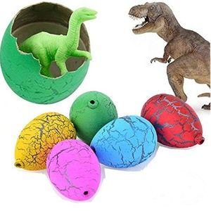 Other - Hatching Dinosaur Eggs 12 Pcs Mini Dinosaur Figure